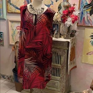 Sleeveless Dress Size 3X  $20
